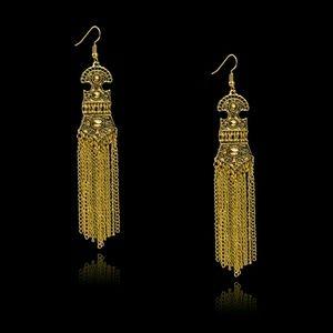 Jewelry - BoHo Tassel Drop Earrings